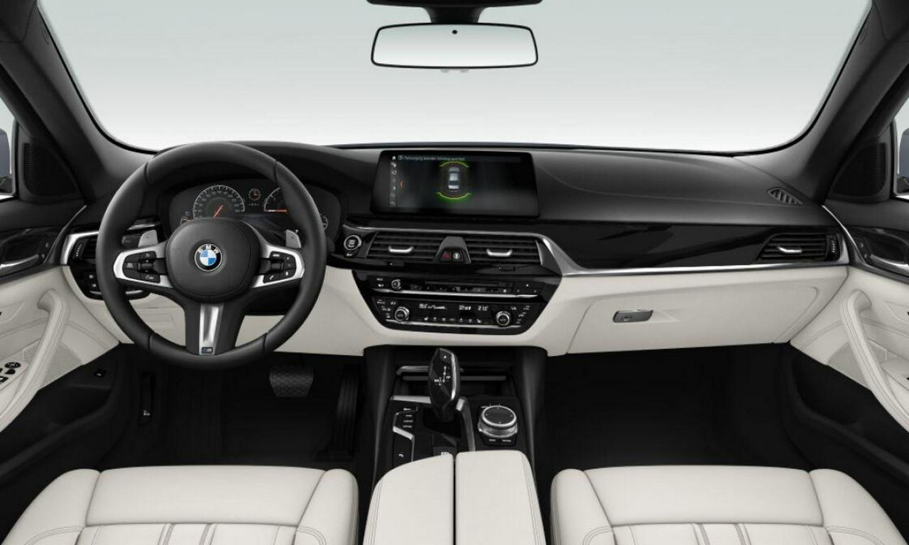 520d xDrive Sport Line | Dostęp komfortowy | Grzane fotele_2