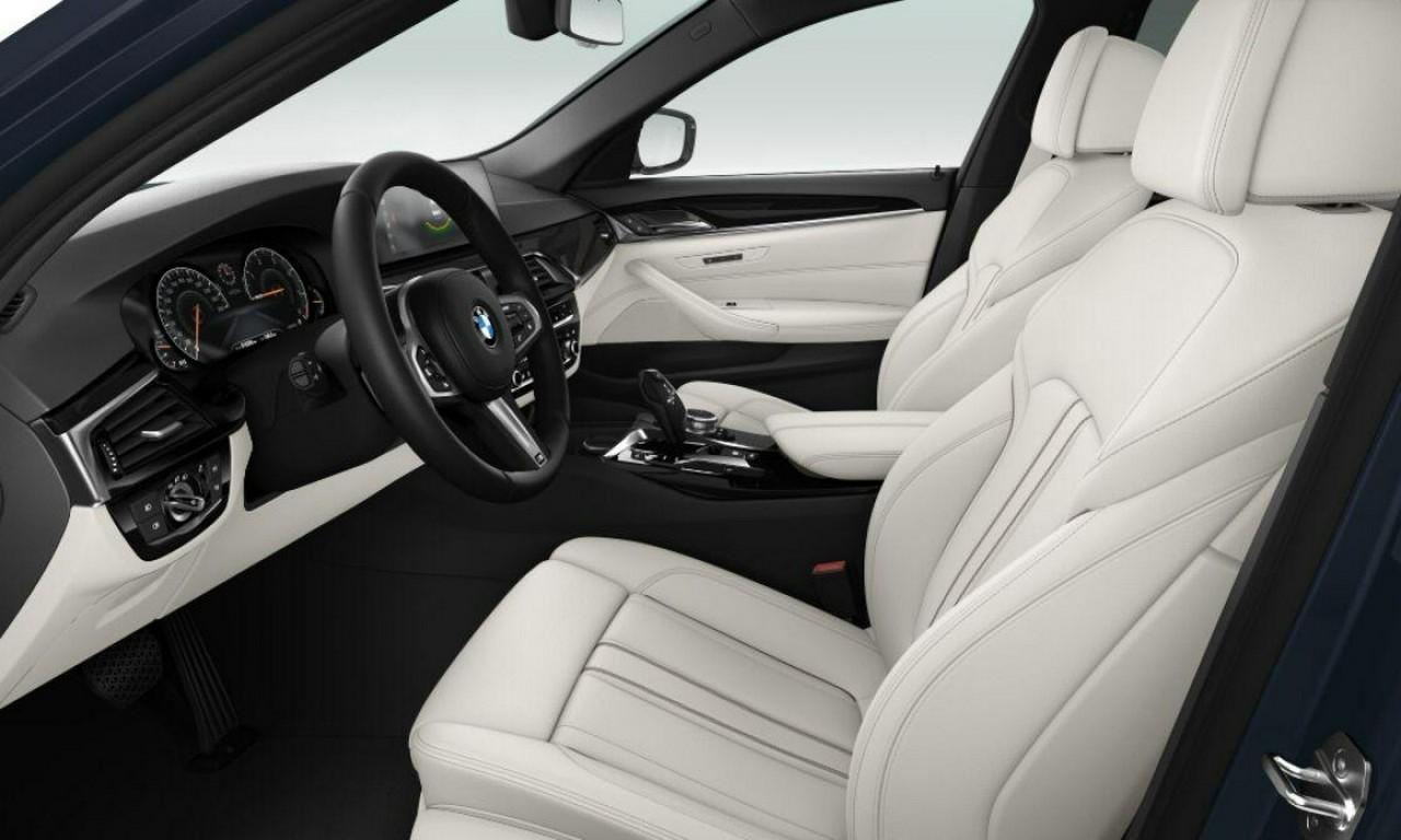 520d xDrive Sport Line | Dostęp komfortowy | Grzane fotele_3