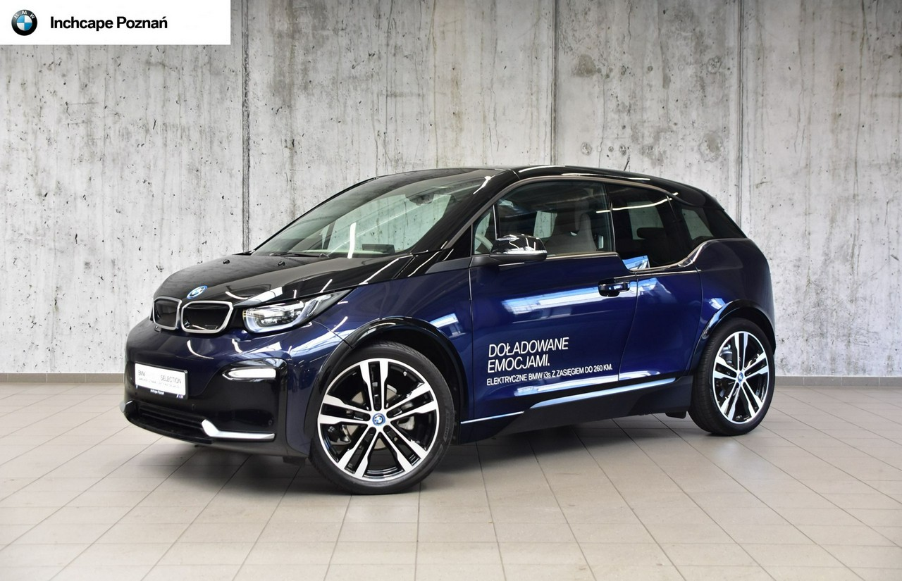BMW i3s  120Ah 184 KM| Salon BMW Inchcape Poznań_1
