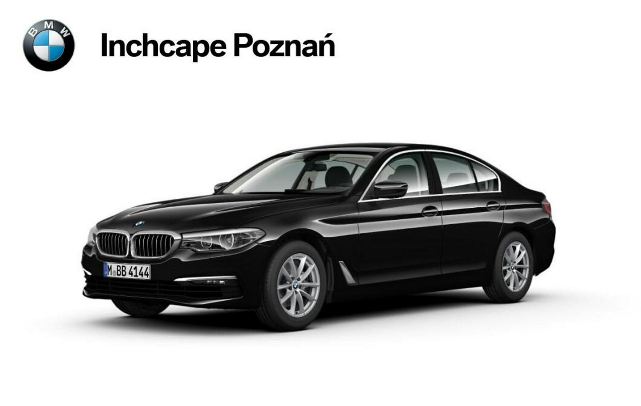 BMW 518d | Rata: 1 890 zł  netto | Salon BMW Inchcape Poznań_0