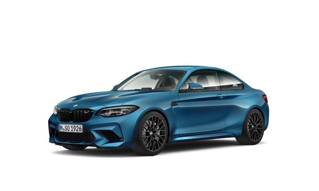 BMW M2 Competition Coupé | Hamulce M | Fotele M_0