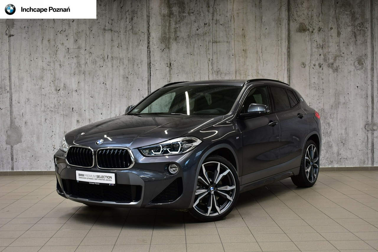 BMW X2 20d xDrive|Aktywne DEMO|M Sport X| Salon BMW Inchcape Poznań_0