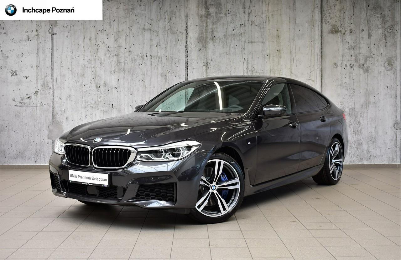 BMW 640d xDrive GranTourismo|Executive DriveSalon| BMW Inchcape Poznań_0