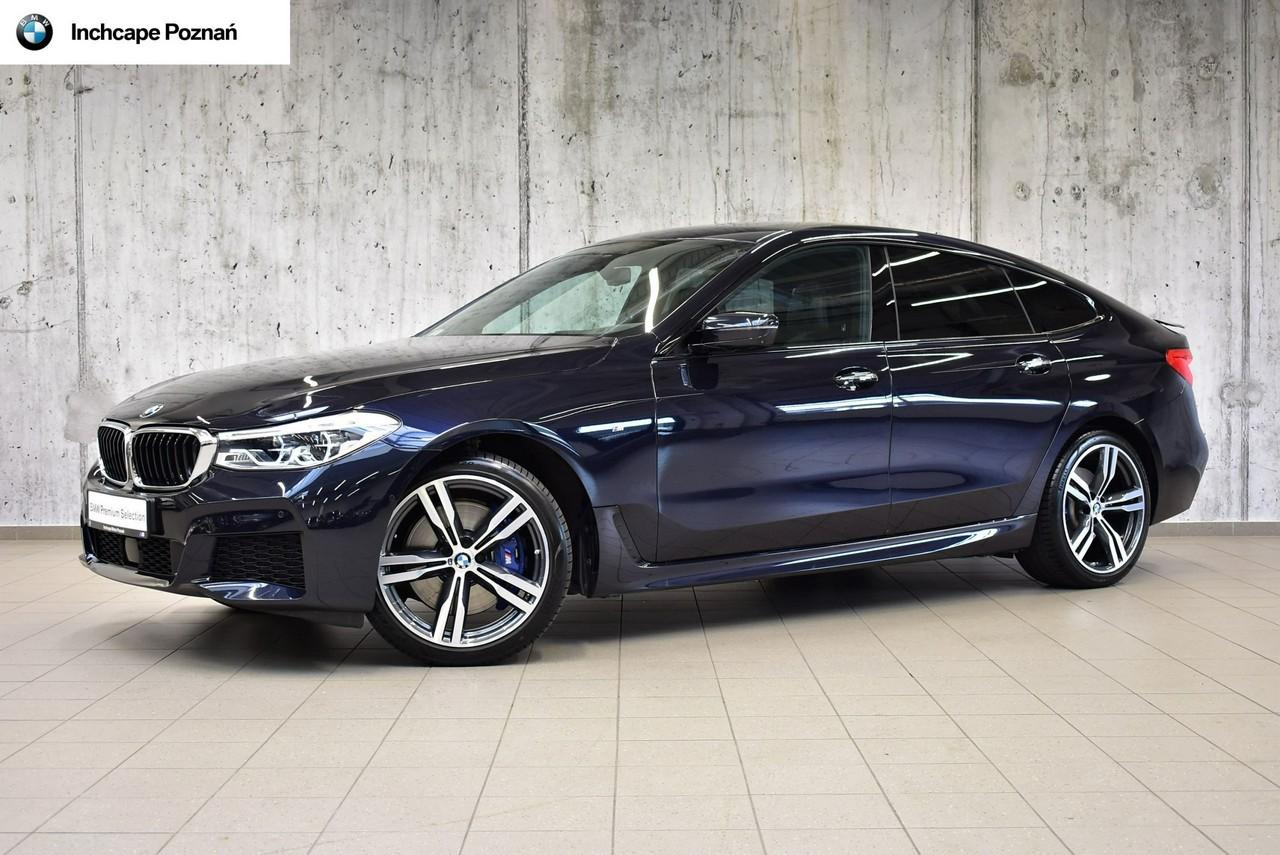 BMW 640d xDrive  Komfortowe fotele z masaże| Salon BMW Inchcape Poznań_0