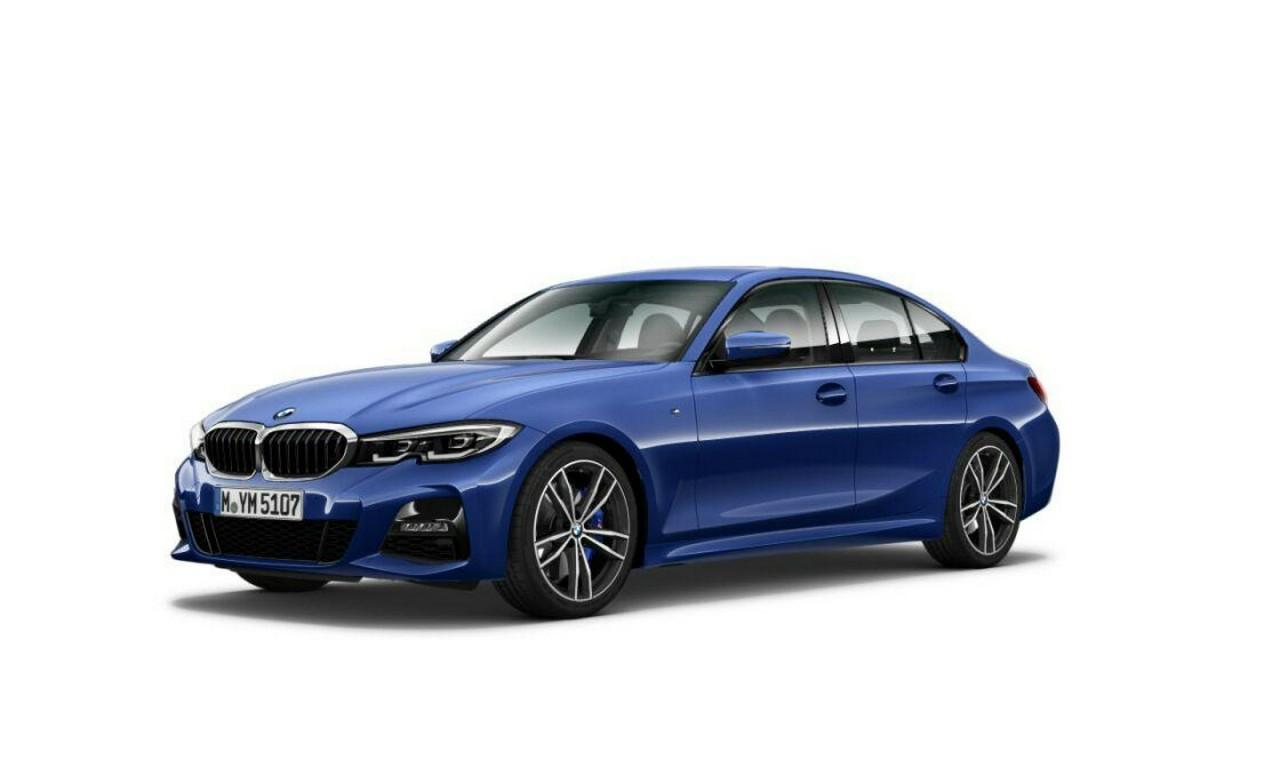BMW 320d xDrive Model M Sport | Harman | reflektory led | nawigacja |_0