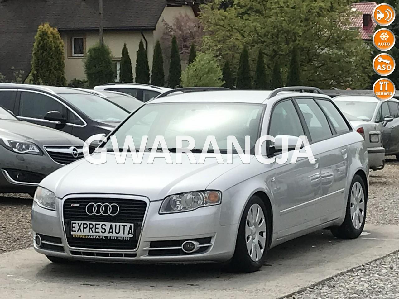 Audi A4 Kombi 19 Tdi S Line Serwisy Gwarancja Expresautapl