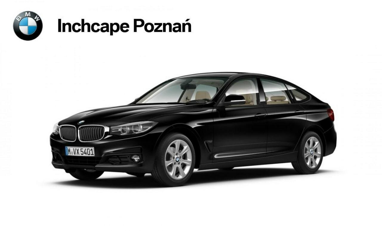 BMW 318d Gran Turismo| Rata: 1 410 zł netto | Salon BMW Inchape Poznań_0