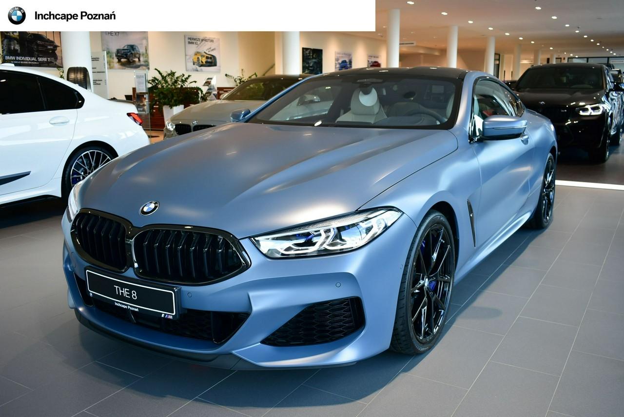 WYJĄTKOWA OFERTA BMW M850i 530KM First Edition 1 of 400_0