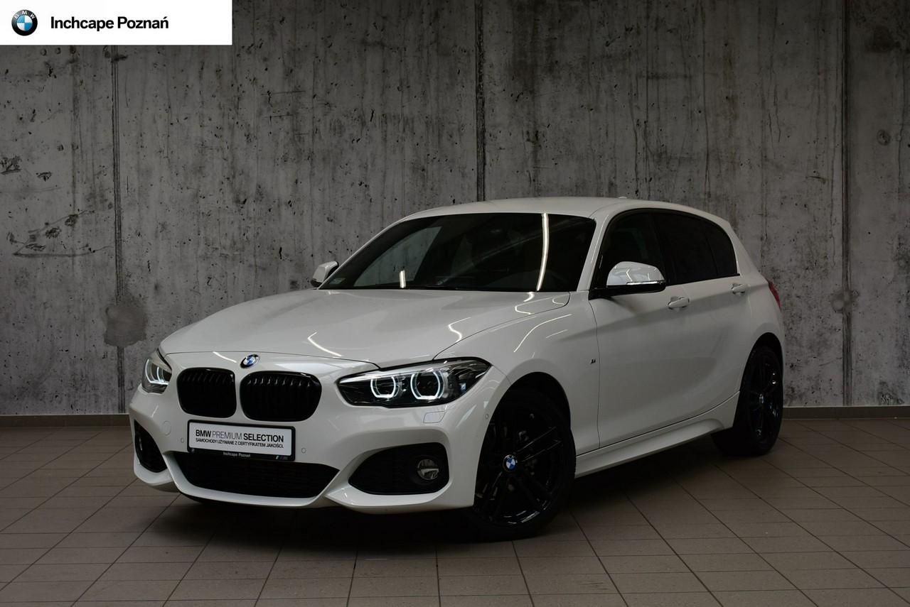 BMW  118i | M Pakiet | Kamera cofania| Salon BMW Inchcape Poznań_0