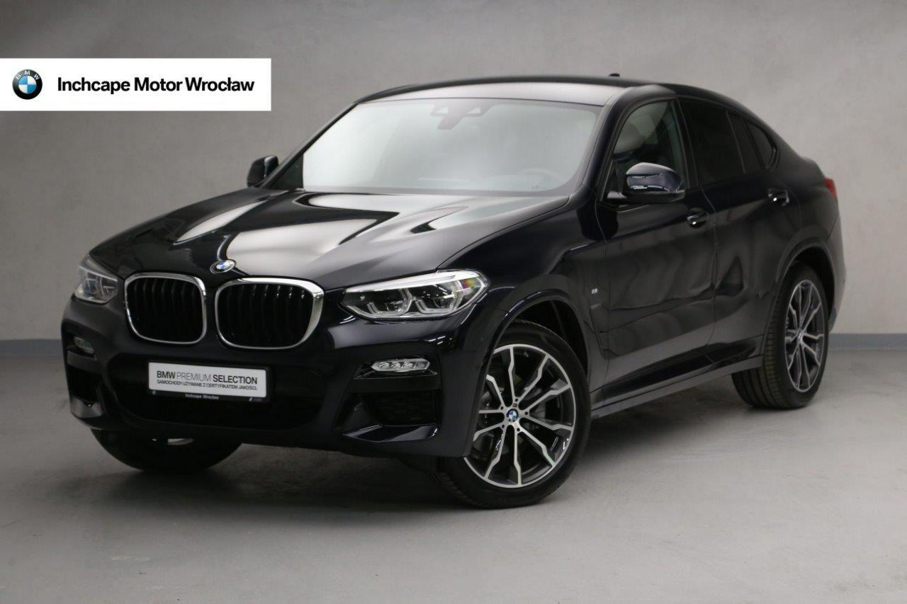 BMW X4 xDrive20d | Pakiet aerodynamiczny M_0
