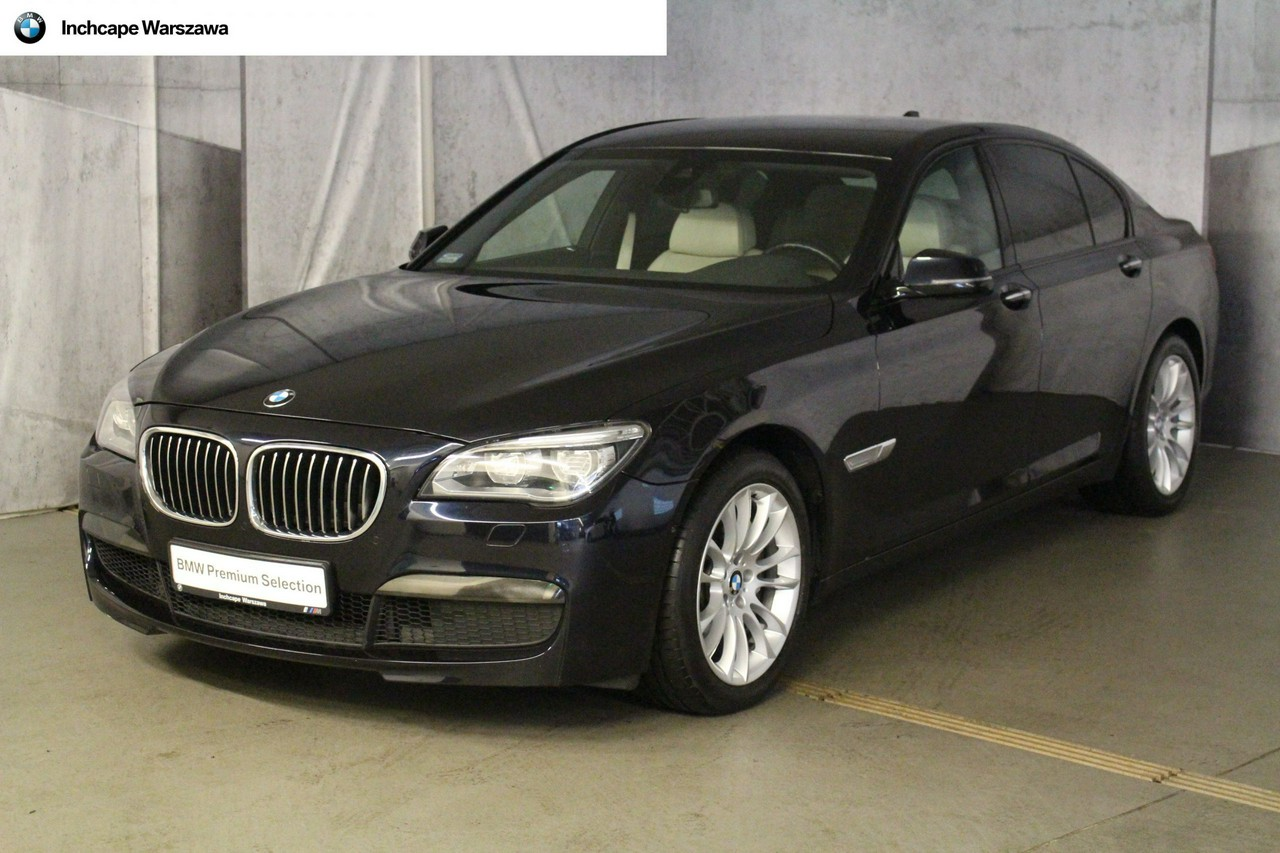 BMW 740D xDrive | Pakiet Sportowy M | Surround View | LED_0