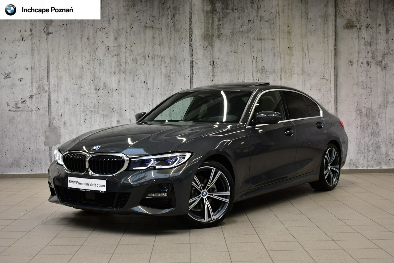BMW 320d xDrive |Reflektory laserowe |Salon BMW Inchcape Poznań_0