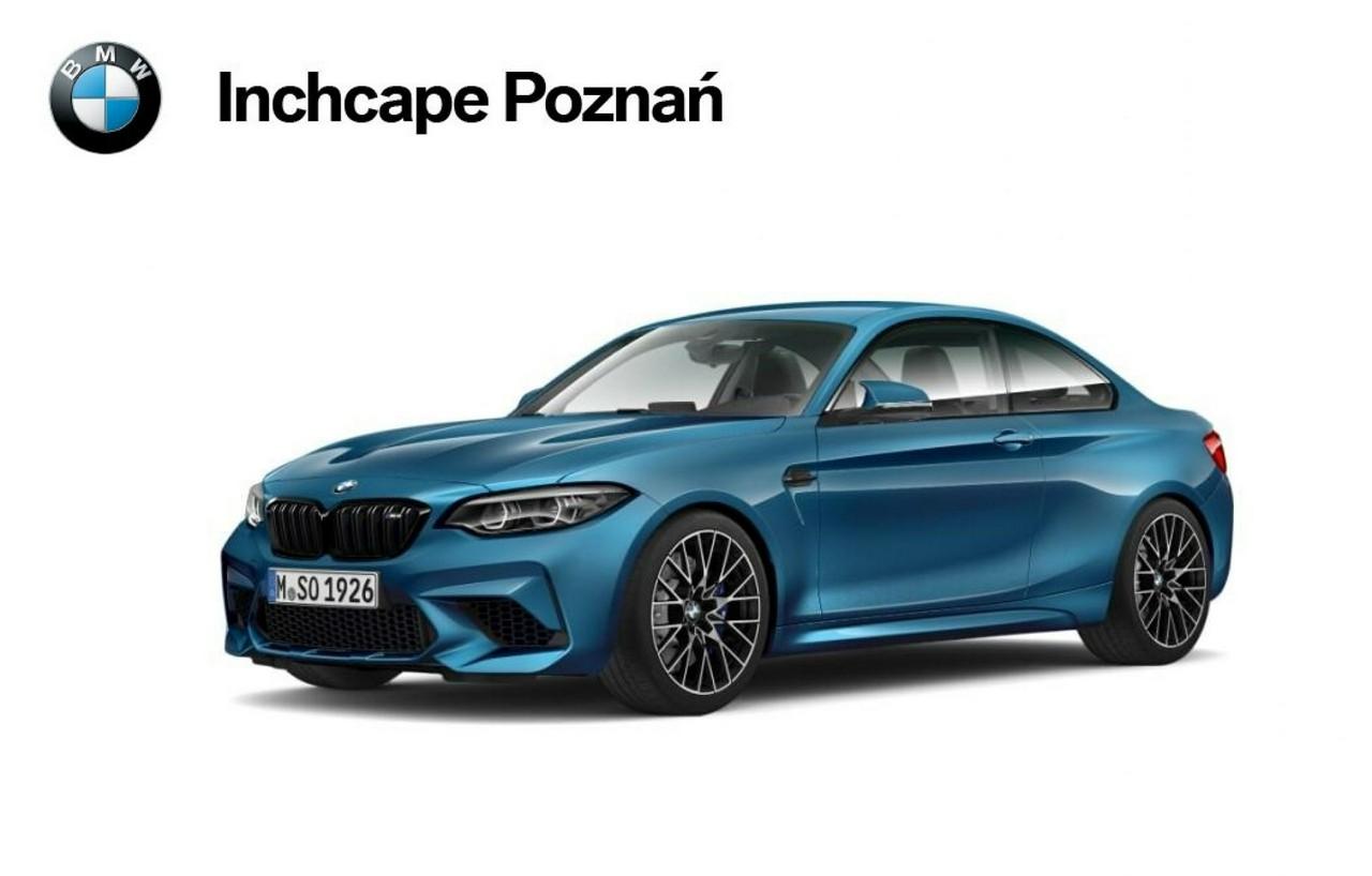 BMW M2 Competition 410 KM | Long Beach Blue |Salon BMW Inchcape Poznań_0