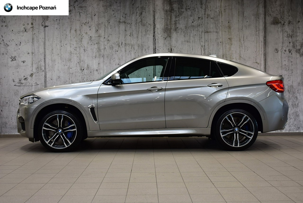 BMW X6 M |Salon BMW Inchcape Poznań_2