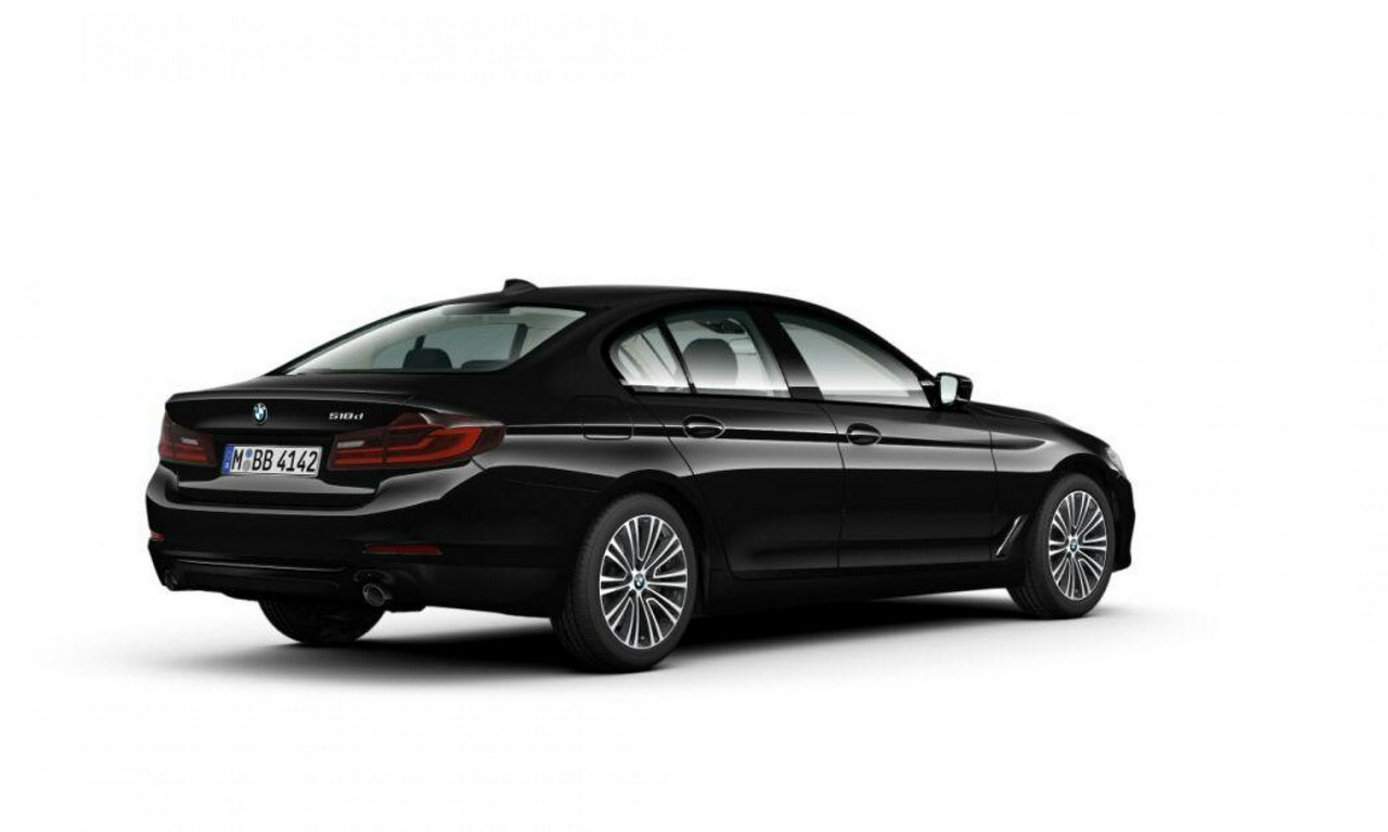 BMW 518d Sp;ort Line | Edycja Flotowa_1