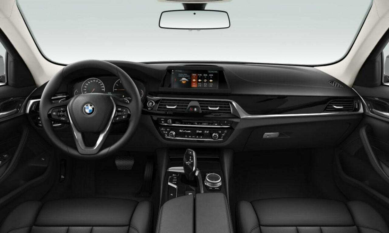 BMW 518d Sp;ort Line | Edycja Flotowa_2