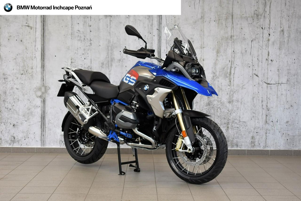 BMW R 1200 GS! Ubezpieczenie GRATIS lub Leasing 101%_0