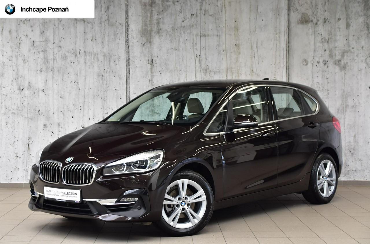 BMW 218i | Brązowy Połyskujący| Head-Up | Salon BMW Inchape Poznań_0