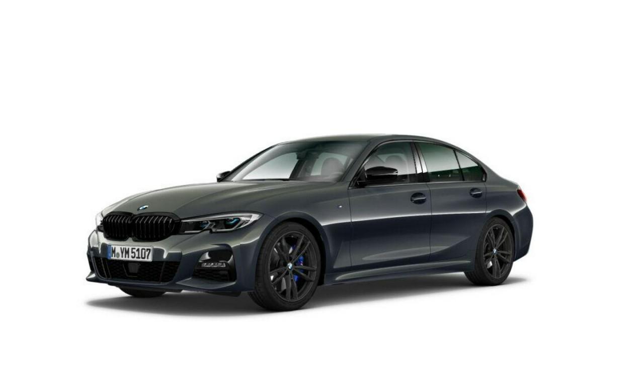 BMW 320d xDrive Sedan Model M Sport | Reflektory laserowe_0
