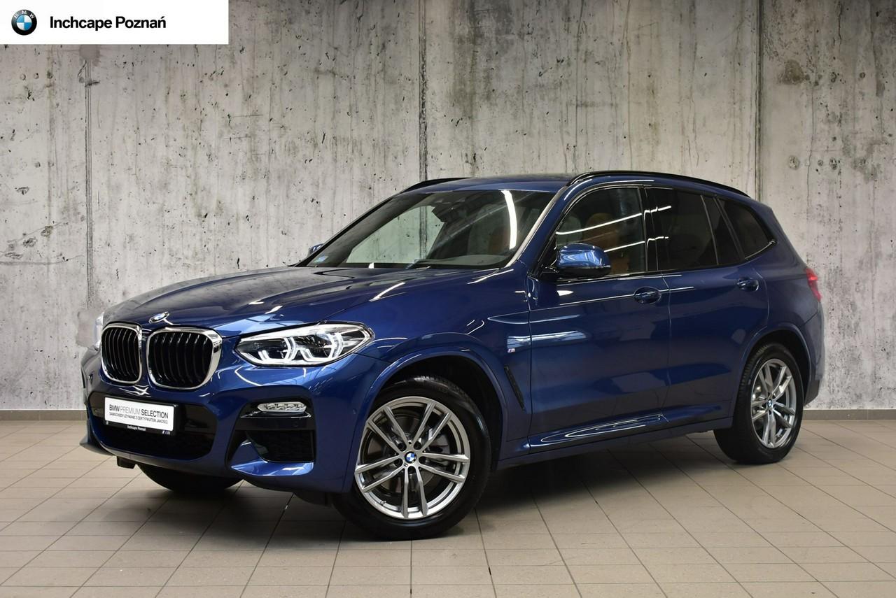 BMW X3 xDrive20d|Model M Sport|Harman Kardon|Dostęp komfortowy|_0