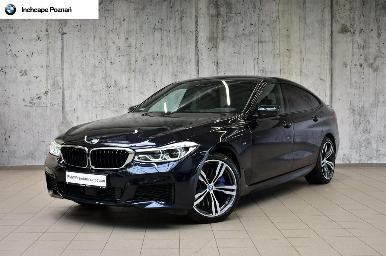 BMW 630d xDrive GT| Pakiet sportowy M| Salon BMW Inchcape Poznań_0