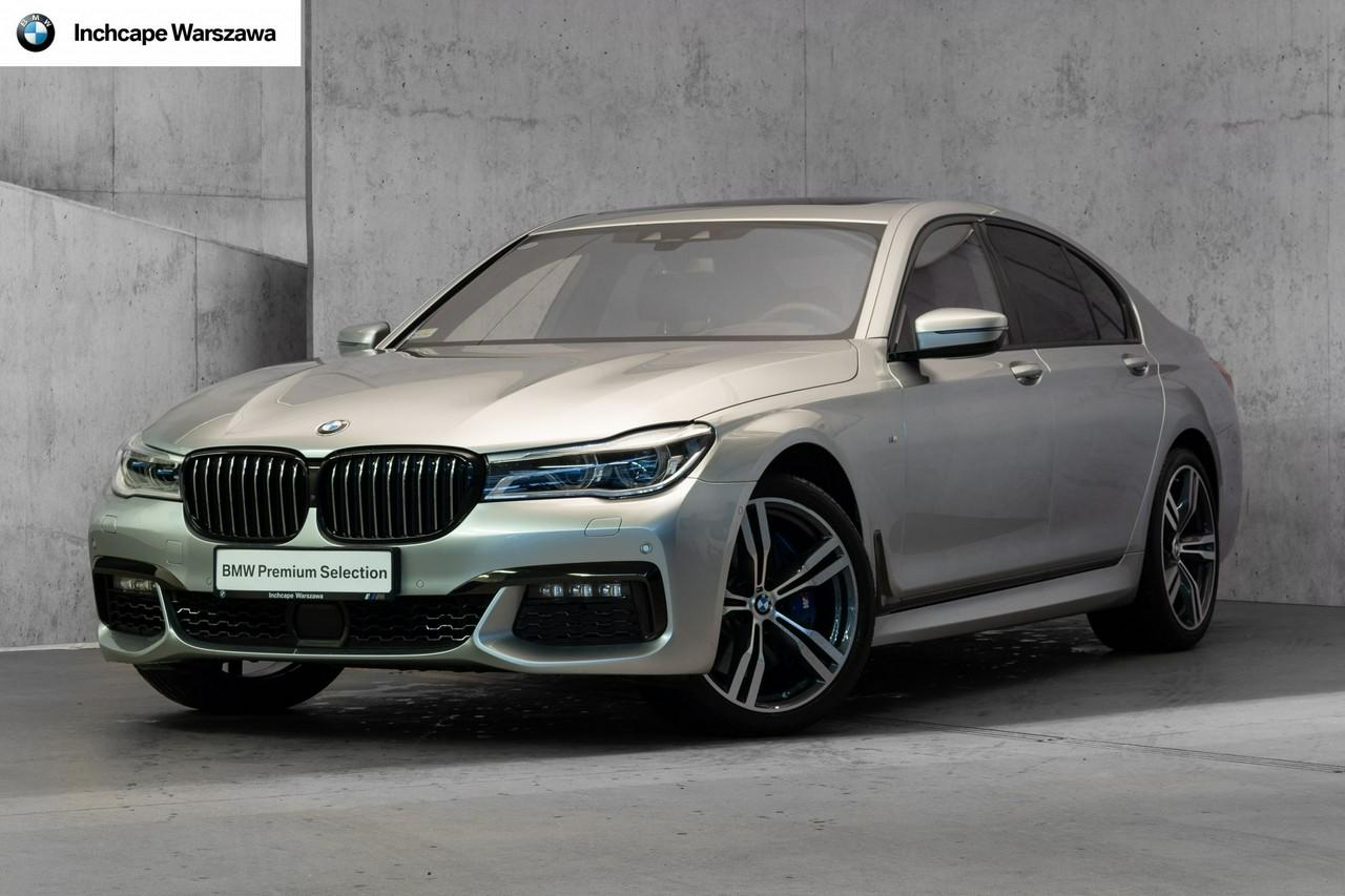 BMW 750d xDrive I Bowers&Wilkins I M-Pakiet  _0