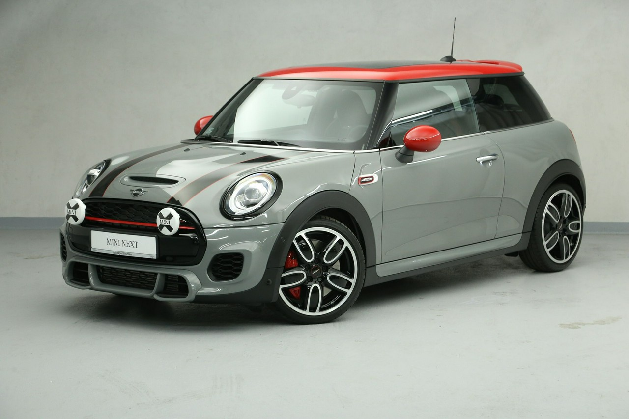 MINI Hatch 3dr John Cooper Works | 231 KM | Harman Kardon | LED |_0