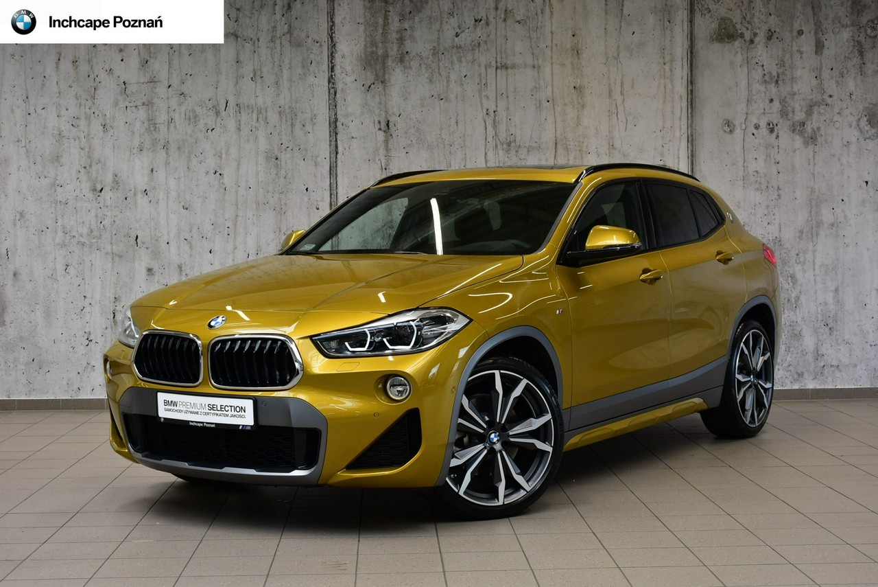 BMW X2 20d 190KM|M SPORT X|Dostęp komfortowy|Salon BMW Inchcape Poznań_0