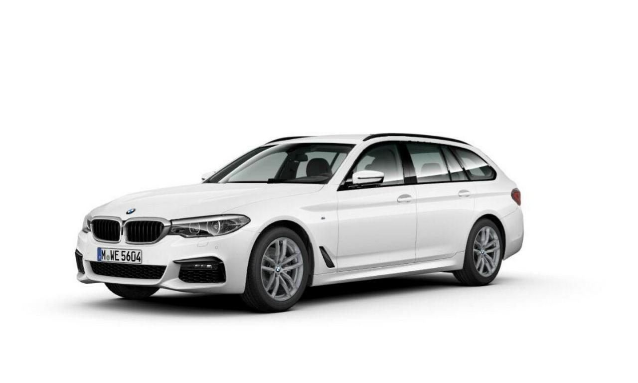 BMW 520d xDrive Touring   Pakiet aerodynamiczny M_0