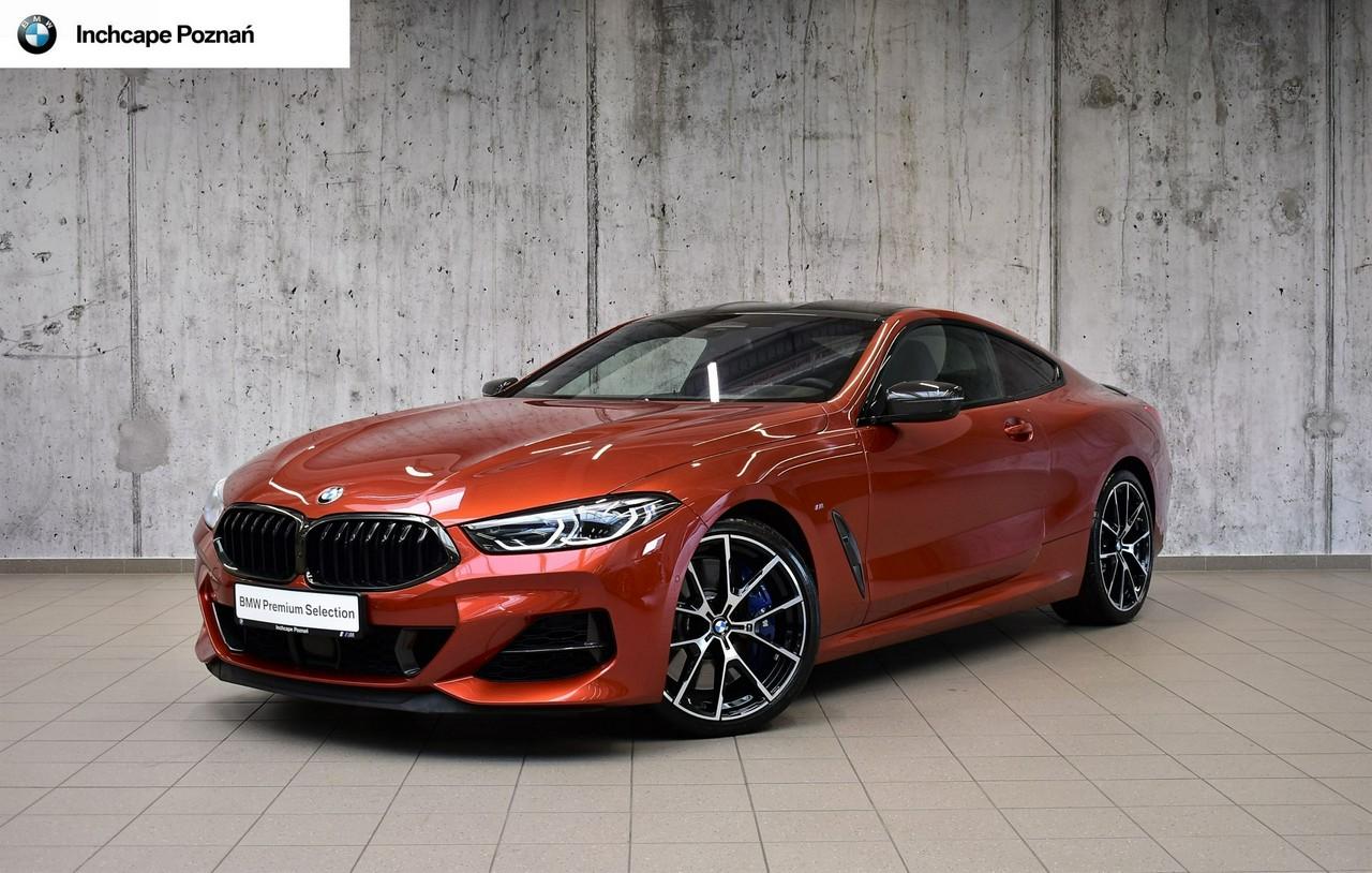 BMW M850i xDrive Coupe|Pakiet M Technology|Salon BMW Inchcape Poznań_0