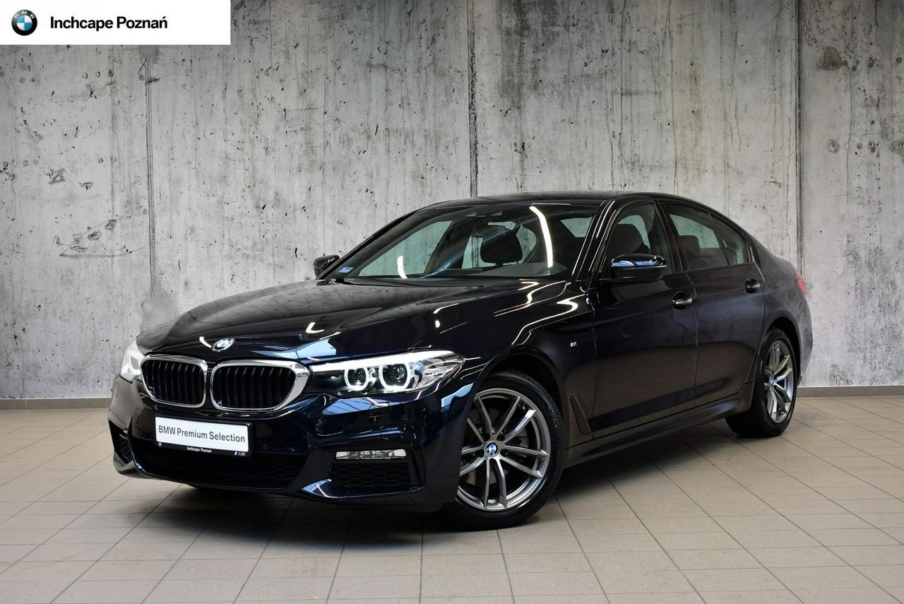 BMW 520d xDrive|Pakiet sportowy M |Salon BMW Inchcape Poznań_0