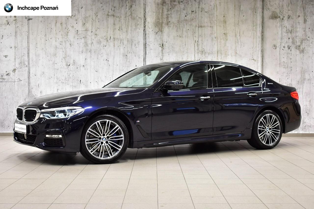 BMW 530e iPerformance || Pakiet sportowy M | Salon BMW Poznań_0