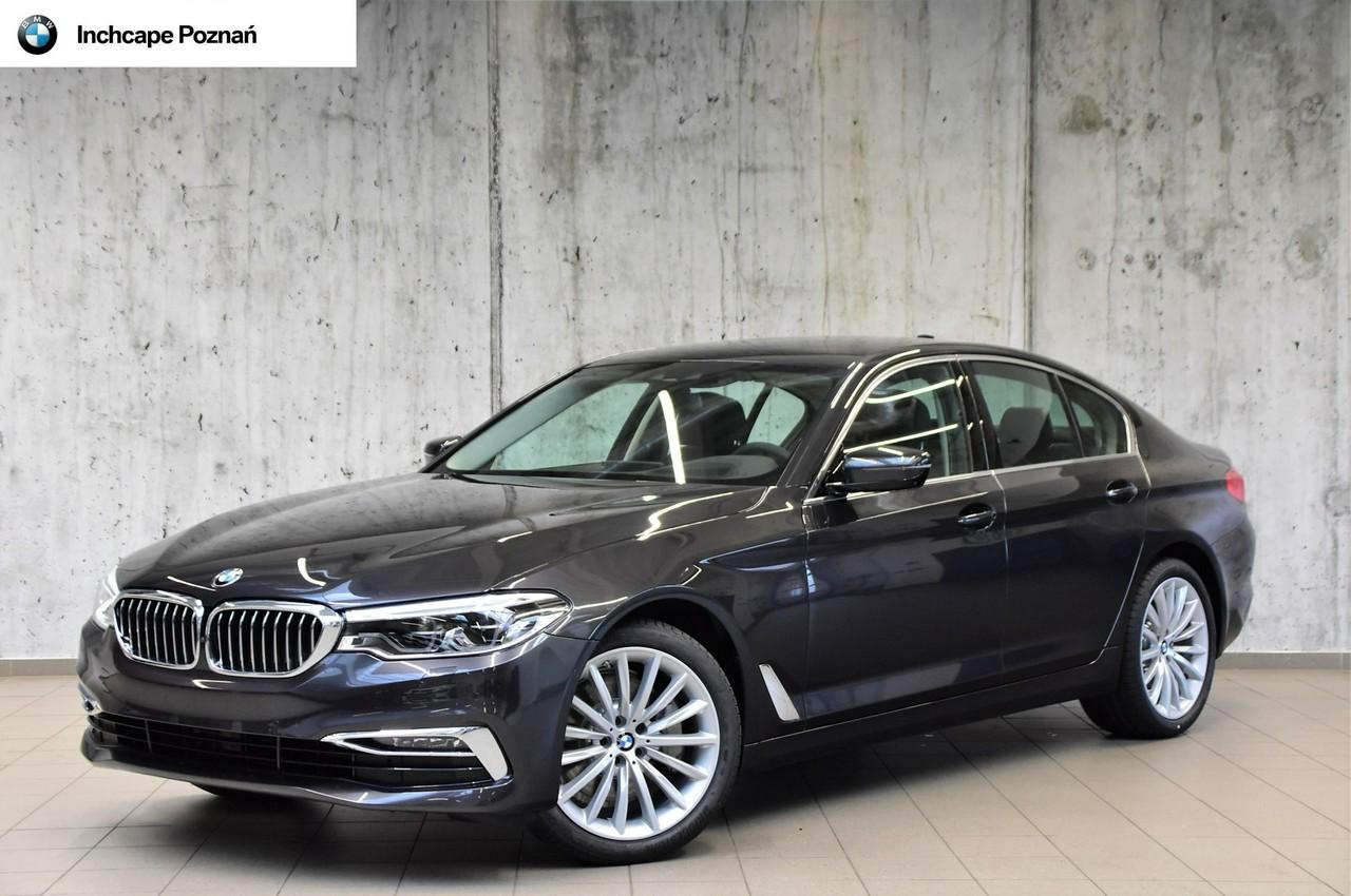 BMW 530i xD|Luxury Line|LED|Komfortowe fotele| Pakiet Safety|_0