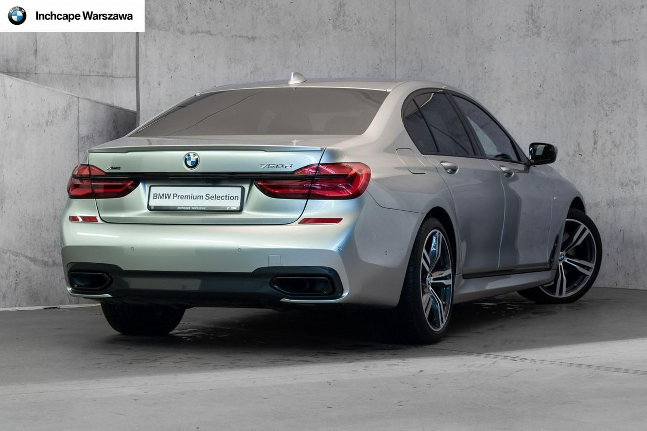 BMW 750d xDrive I Bowers&Wilkins I M-Pakiet  _1