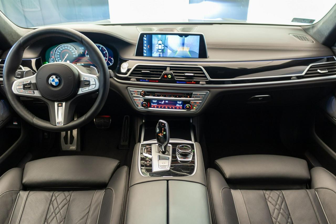 BMW 750d xDrive I Bowers&Wilkins I M-Pakiet  _4